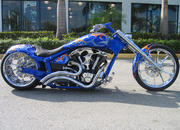2004 BMS Choppers Blue Crush Warrior - image 497980