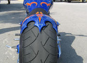 2004 BMS Choppers Blue Crush Warrior - image 497984