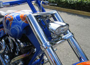 2004 BMS Choppers Blue Crush Warrior - image 497985