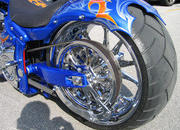 2004 BMS Choppers Blue Crush Warrior - image 497986