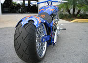 2004 BMS Choppers Blue Crush Warrior - image 497977