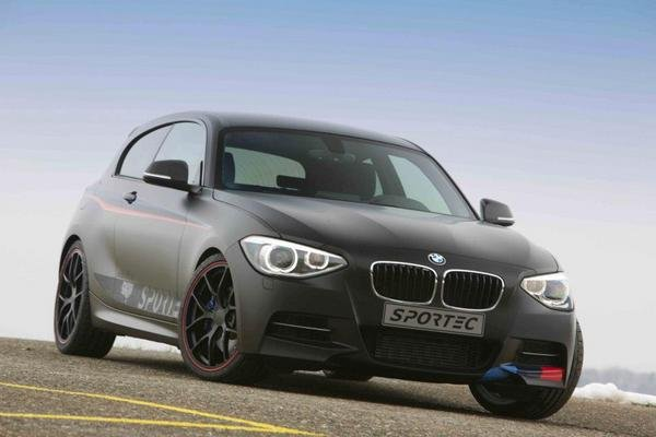 2013 bmw m135i by sportec car review top speed. Black Bedroom Furniture Sets. Home Design Ideas