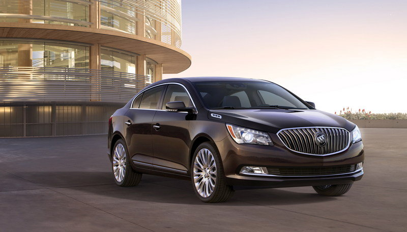 2014 Buick LaCrosse High Resolution Exterior Wallpaper quality - image 498917