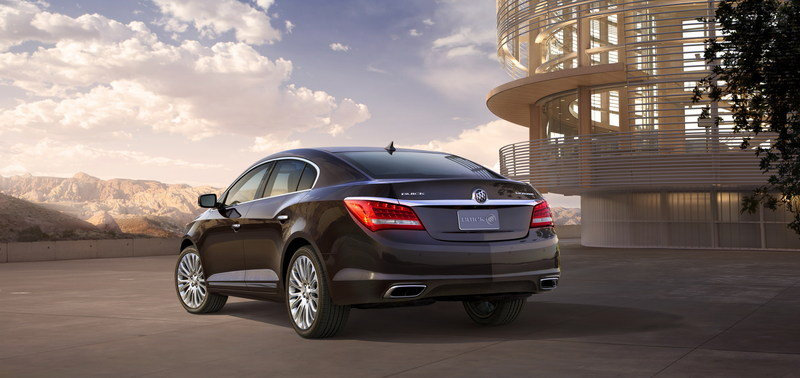 2014 Buick LaCrosse High Resolution Exterior - image 498918