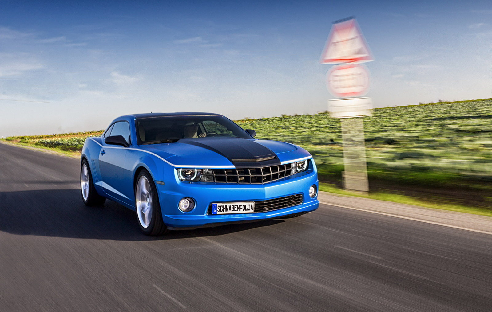 2013 chevrolet camaro ss by schwabenfolia review top speed. Black Bedroom Furniture Sets. Home Design Ideas