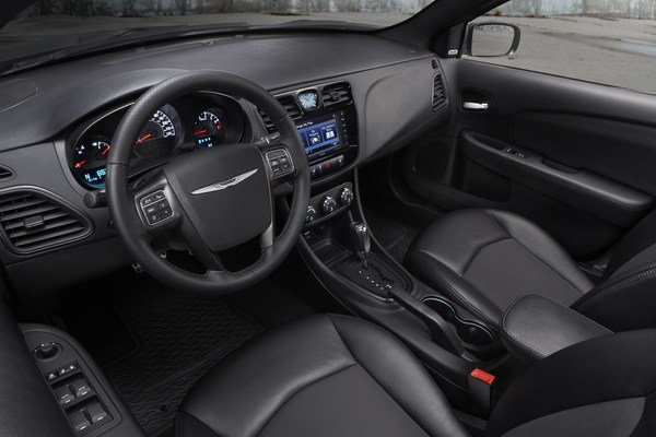 2014 chrysler 200 s special edition car review top speed. Black Bedroom Furniture Sets. Home Design Ideas