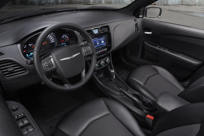 2014 Chrysler 200 S Special Edition High Resolution Interior - image 498709