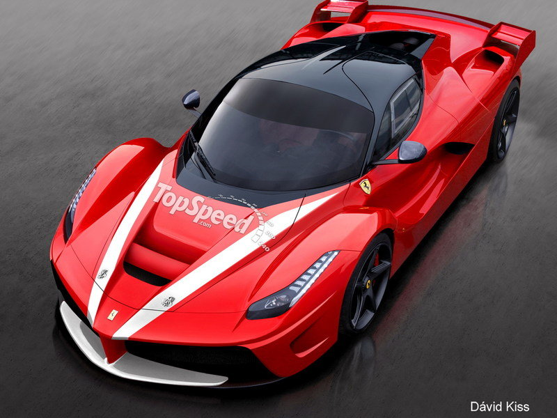 2015 Ferrari FXX K Exterior Computer Renderings and Photoshop - image 498765