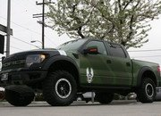 Ford F-150 SVT Raptor Halo 4 Edition by Galpin Auto Sports
