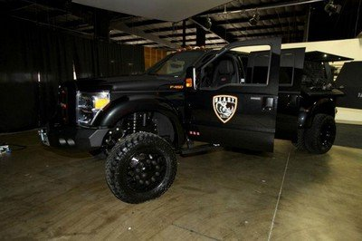 2012 Ford F-450 5.11 Tactical B.E.A.S.T. by Galpin Auto Sports