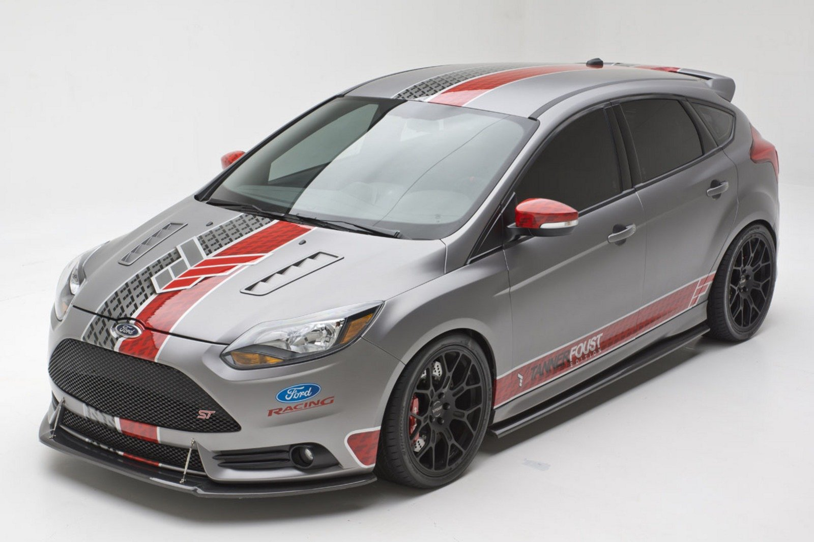 2013 ford focus st tanner foust edition by cobb tuning review top speed. Black Bedroom Furniture Sets. Home Design Ideas