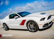 Ford Mustang RS V6 by Roush