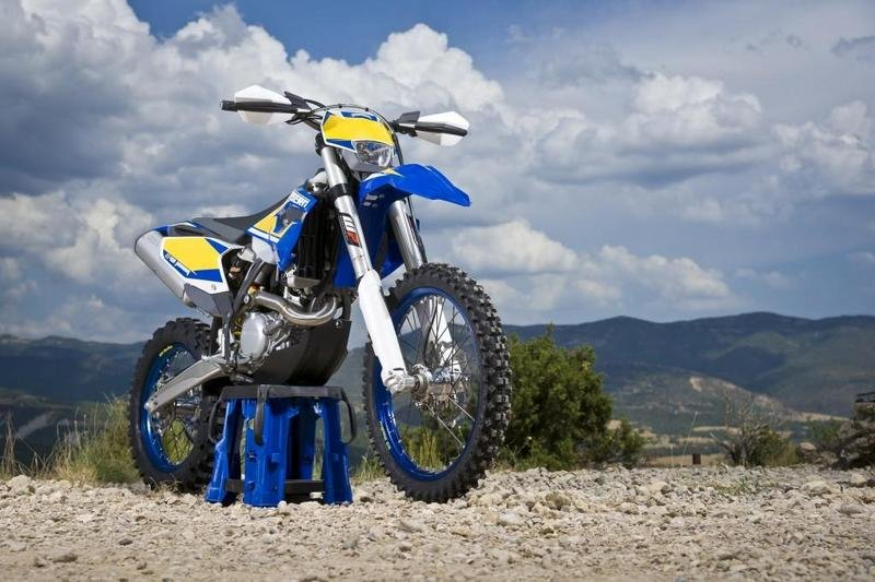 2013 Husaberg FE 450 High Resolution Exterior - image 495129
