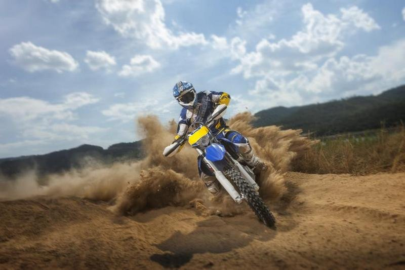 2013 Husaberg FE 450 High Resolution Exterior - image 495124