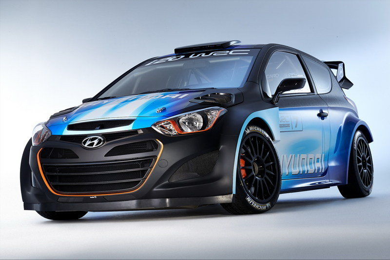 2014 Hyundai i20 WRC High Resolution Exterior Wallpaper quality - image 495598