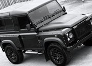 Land Rover Defender Chelsea Wide Track by Kahn Design