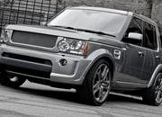 Land Rover Discovery TDV6 XS by Kahn Design
