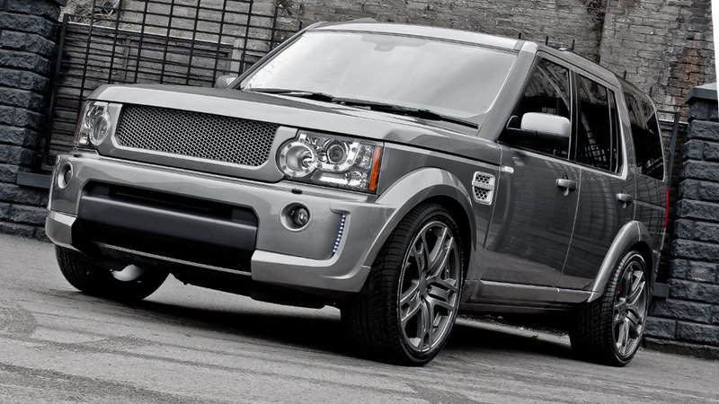 2013 Land Rover Discovery TDV6 XS by Kahn Design
