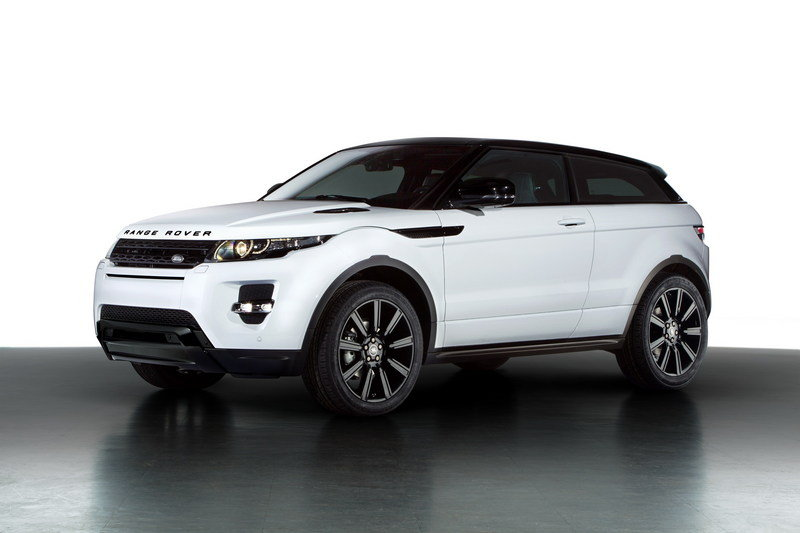 2013 Land Rover Evoque Black Design Pack