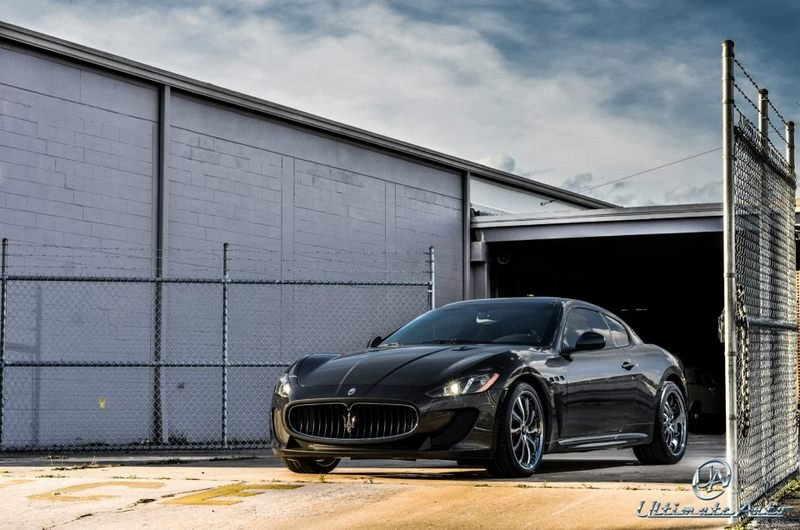 2013 Maserati GranTurismo MC by Ultimate Auto