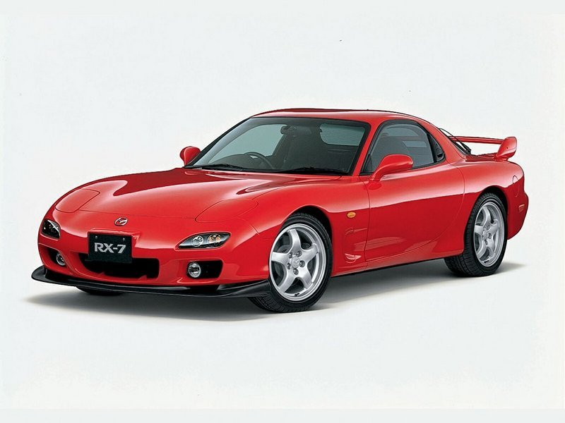 Mazda RX-7 Successor is Once Again Under Discussion