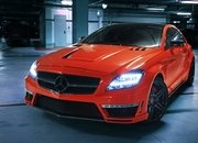 "Mercedes-Benz CLS63 AMG ""Stealth"" by German Special Customs"