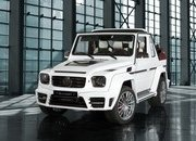 Mercedes-Benz G500 Speranza by Mansory