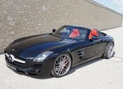 Mercedes-Benz SLS63 AMG Roadster by Senner Tuning