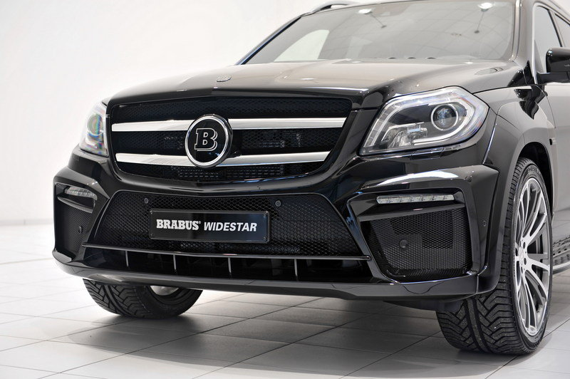 2013 Mercedes GL63 AMG B63 Widestar by Brabus