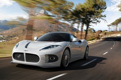 Possible Leaked Info on the Spyker B6 Concept