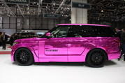 2013 Range Rover Mystere by Hamann - image 497467
