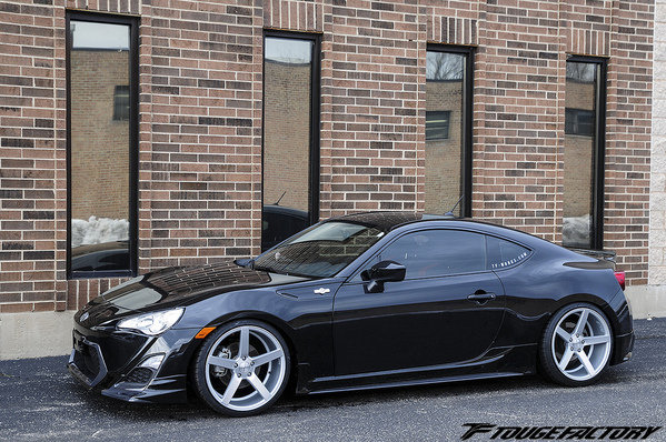 2013 scion fr s coupe by tf works car review top speed. Black Bedroom Furniture Sets. Home Design Ideas