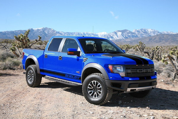 2013 Shelby Raptor Review - Top Speed