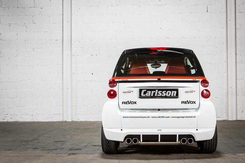 2013 Smart ForTwo Race Edition by Carlsson