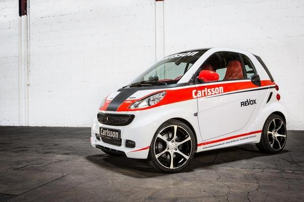 2013 Smart Fortwo Race Edition By Carlsson Review Top Speed