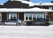 Spy Shots: 2014 Mercedes-Benz 600 Pullman Caught Testing for the First Time - image 497906