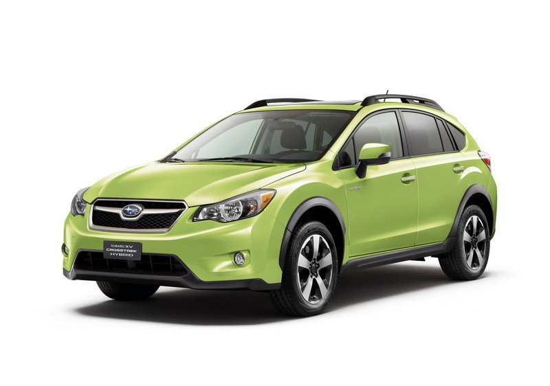 2014 Subaru XV Crosstrek Hybrid High Resolution Exterior - image 498558