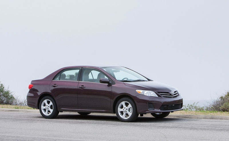 2013 Toyota Corolla LE and S Special Edition