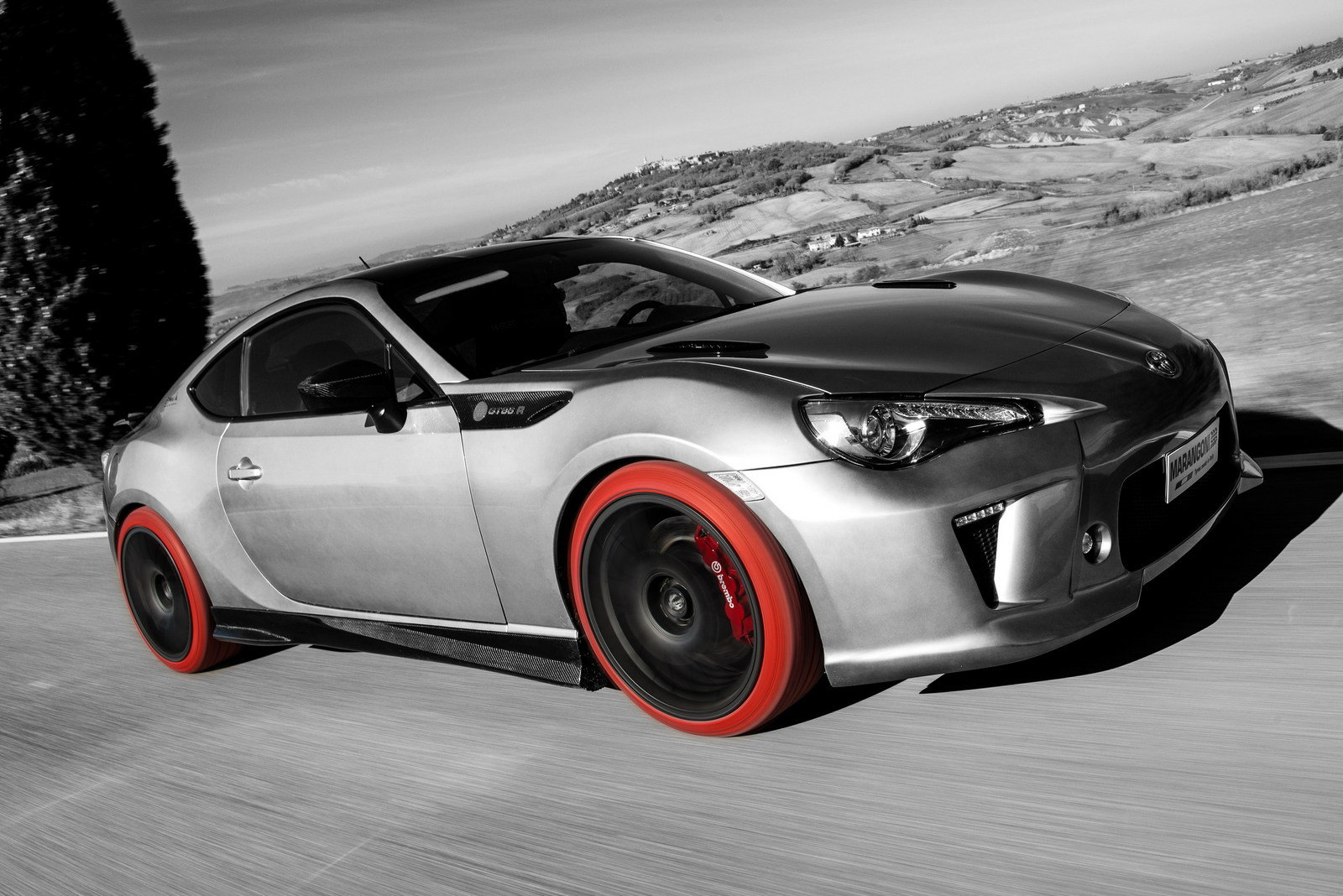 Car Factory Direct >> 2013 Toyota GT86-R Eco Explorer By Marangoni Tyre Review - Top Speed
