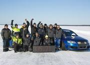 Video: Nokian Tyres Sets Ice Speed Record With Audi RS6 - image 497818