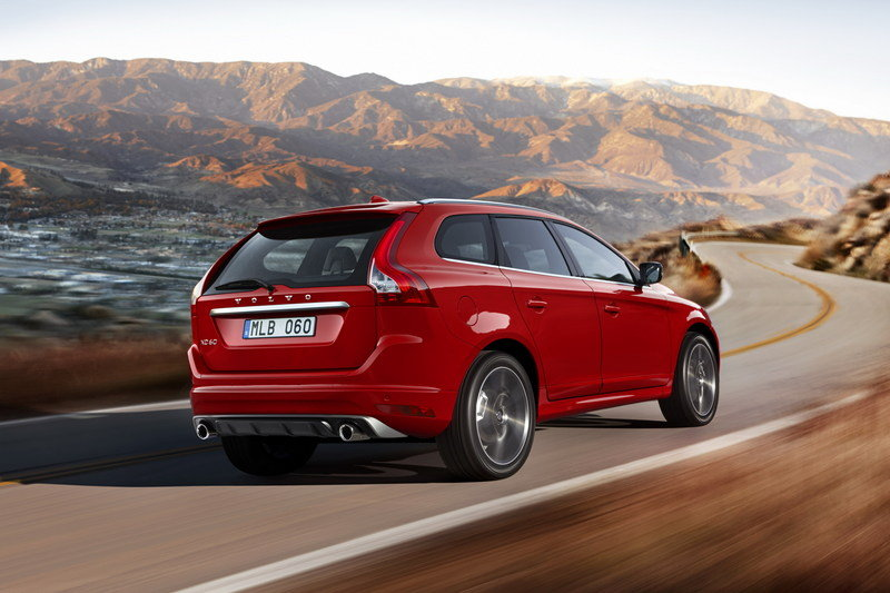 2014 Volvo XC60 R-Design High Resolution Exterior - image 499986