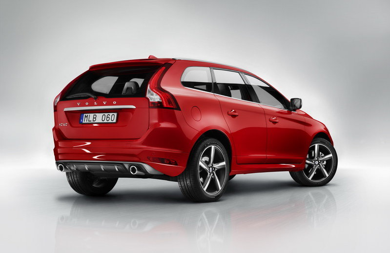 2014 Volvo XC60 R-Design High Resolution Exterior - image 499987