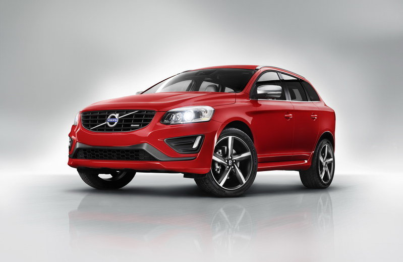 2014 Volvo XC60 R-Design High Resolution Exterior - image 499988