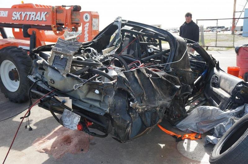 World's Fastest Camaro Destroyed Trying to Best its Fallen Record