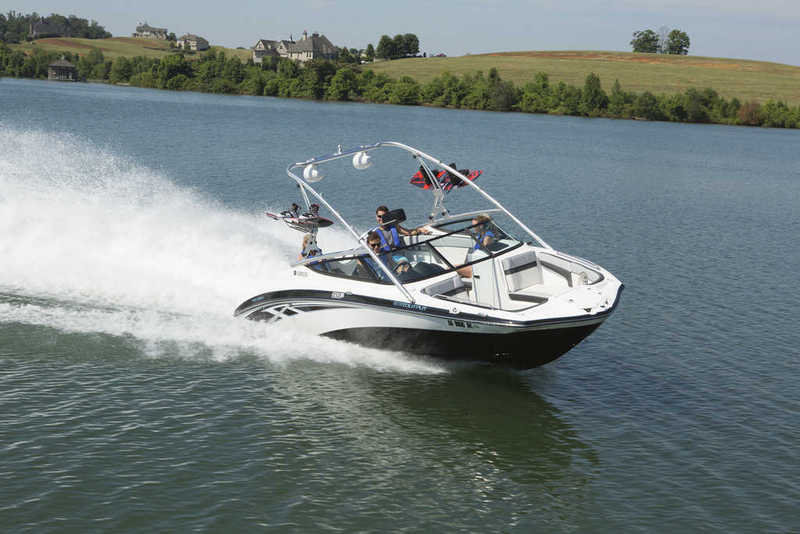 Cruising yachts news and reviews top speed for Yamaha 212x review