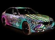 "BMW 3-Series ""Fluidum"" Art Car by Andy Reiben"