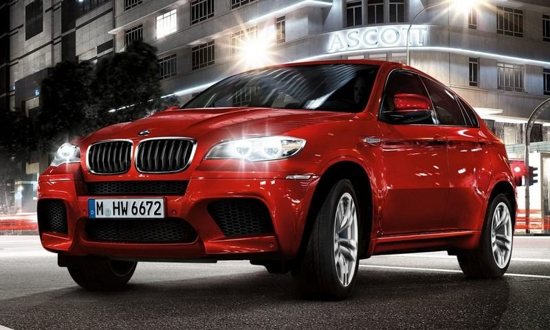 2013 Bmw X6 M Top Speed