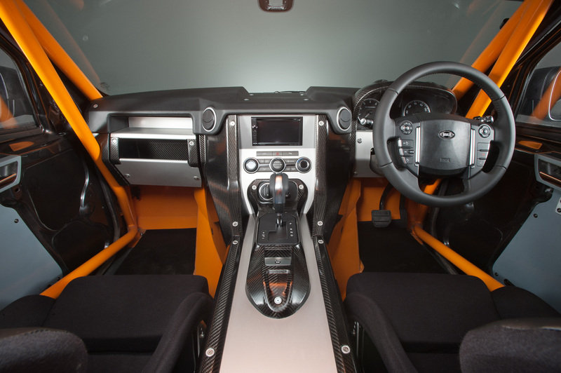 2013 Bowler EXR S High Resolution Interior - image 501237
