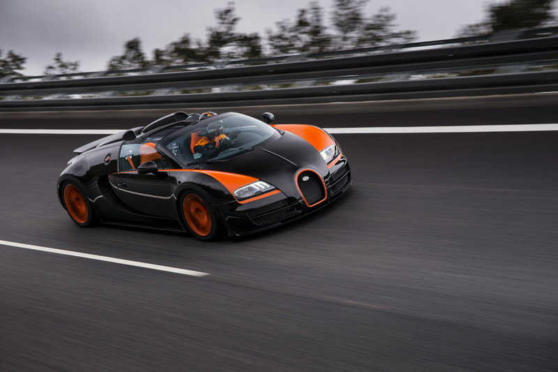 2013 Bugatti Veyron Vitesse WRC Limited Edition High Resolution Exterior - image 501865