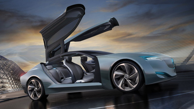 2013 Buick Riviera Concept High Resolution Exterior - image 503102